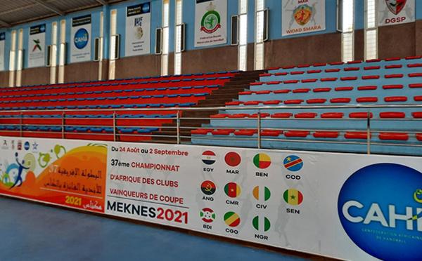 Handball/Championnat d'Afrique des clubs vainqueurs de coupe : Widad Smara se qualifie facilement aux demi-finales