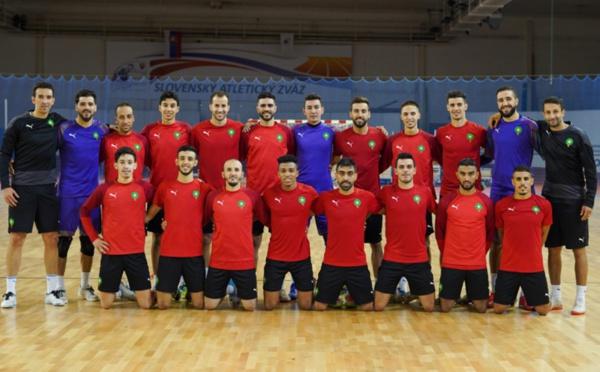 Amical : L'équipe nationale de futsal s'impose face à son homologue panaméenne (4-3)