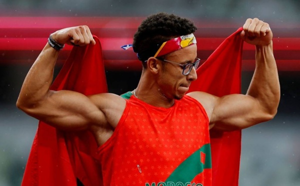 Paralympiques : Abdesslam Hili, un champion en or et en record