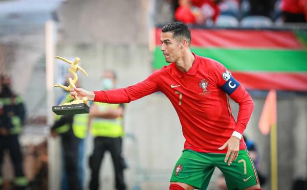 Record : Cristiano Ronaldo meilleur buteur de l'Histoire en sélection