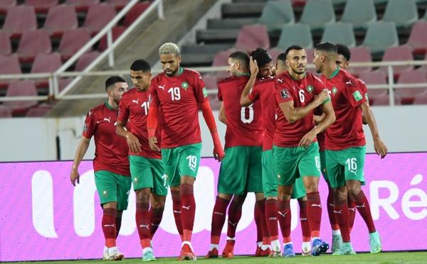 Qualifications africaines au Mondial-2022 : Le Maroc s'impose face au Soudan
