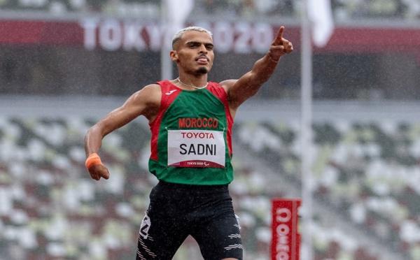 Jeux paralympiques (400 m/T47): Ayoub Sadni se qualifie pour la finale