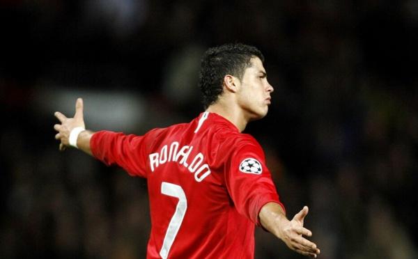 Manchester United: Cristiano Ronaldo récupère le numéro 7