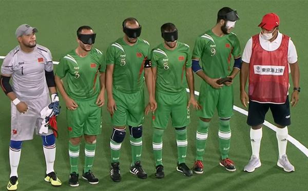 Paralympiques / Football à 5 (cécifoot) : Médaille de bronze pour le Maroc