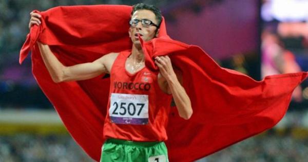 Paralympiques : El  Amine Chentouf remporte le marathon