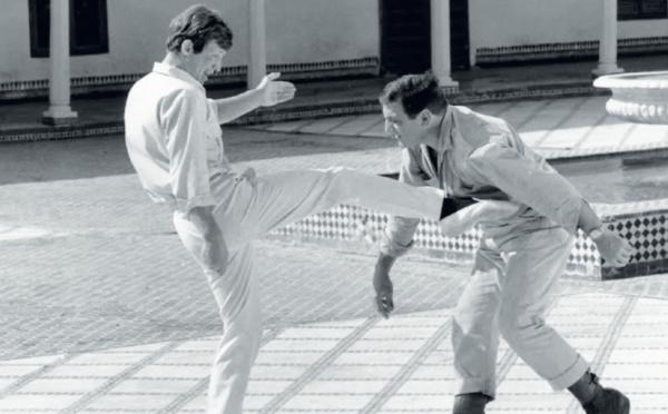 Cinéma : Belmondo au soleil marocain en 1963