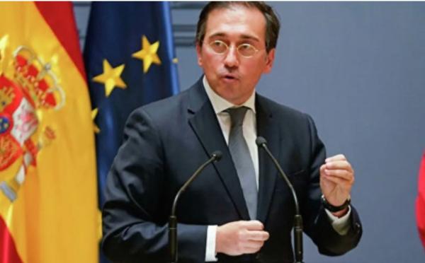 Albares : Les signes de reprise des relations entre Rabat et Madrid sont bien plus que prometteurs