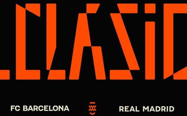 LaLiga présente la nouvelle identité de marque d'ElClasico