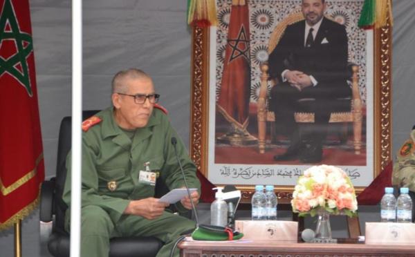 Le Souverain désigne El Farouk Belkhir nouveau inspecteur général des FAR