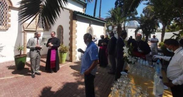 Casablanca : L'Eglise de Saint John fin prête pour accueillir les fidèles