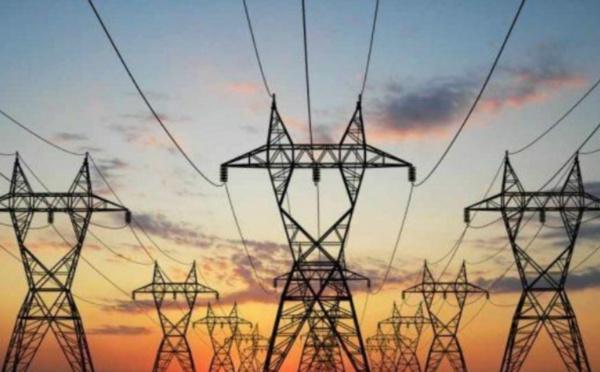 Énergie électrique : Hausse de 6,9% de la production à fin juillet