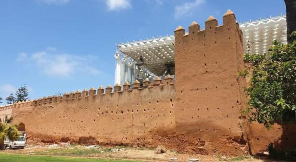 Rabat : Destruction de la muraille des Almohades... infox qui fait du bruit
