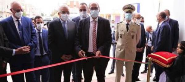 Dakhla : Inauguration du Centre Lalla Amina dédié aux enfants…