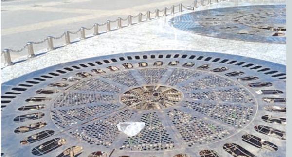 El Jadida : Des fontaines en ruine… « hram » !