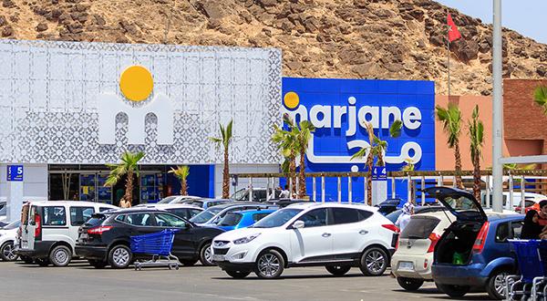 Marjane lance un service de livraison Express de courses en ligne