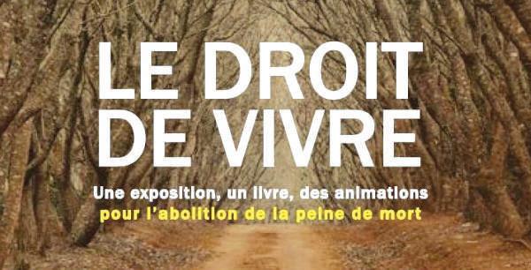 Marrakech : Une exposition et un livre pour l'abolition de la peine de mort
