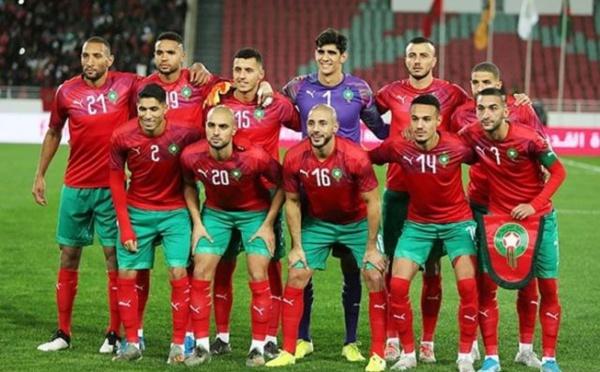 Classement FIFA : Le Maroc 3ème africain et 29ème mondial dès la semaine prochaine !