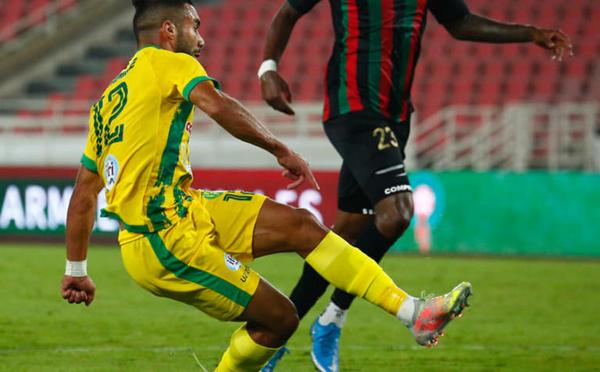 Coupe de la CAF: Battue à domicile, l'AS FAR  se complique la tâche avant le match « retour »