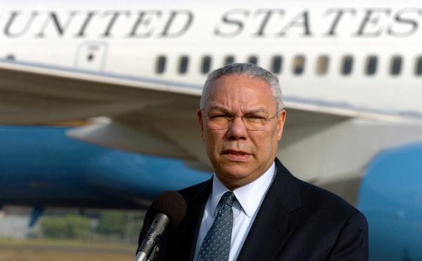 Colin Powell, secrétaire d'État sous George W. Bush, est décédé du Covid-19
