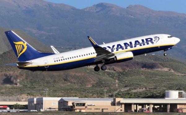 Ryanair : Annulation des vols vers le Maroc