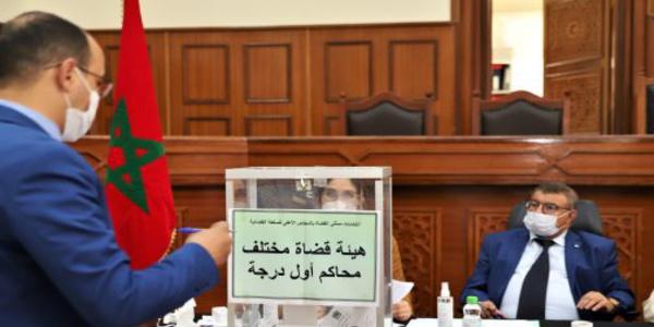 CSPJ : Les magistrats ont élu leurs représentants