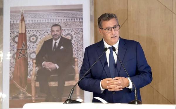 Aziz Akhannouch représente SM le Roi au sommet de l'Initiative verte en Arabie Saoudite