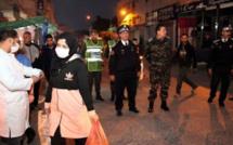 Salé: arrestation de 122 personnes pour violation du confinement