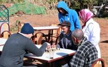 Rabat, mise en place d'un centre d'hébergement pour les sans abris dans le cadre de l'Initiative Nationale pour le Développement Humain