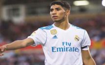 Achraf Hakimi au Real Madrid jusqu'en 2023