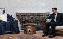 Vers une entente entre Damas et Abou Dhabi ?