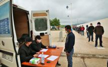 Distribution des aides financières au profit des Ramedistes