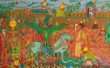 Les figures de transgression dans la peinture marocaine