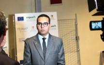 Hatim Aznague nommé Coordonnateur Régional pour le Moyen-Orient, l'Afrique du Nord et l'Asie du Sud