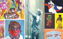 Exposition : «L'art pour l'espoir», recueil de pensées d'artistes confinés