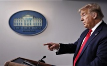 Washington sanctionne des dirigeants de Hong Kong