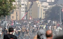 Liban : éclatement des manifestations revendiquant la démission du gouvernement