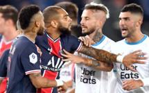 Football : Le duel Paris SG-OM se poursuit