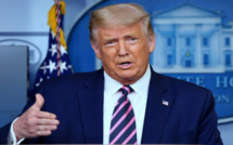 Covid-19 : Trump promet un vaccin dès octobre