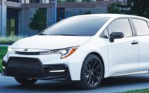 Auto : Succès de la nouvelle Toyota Corolla Apex 2021