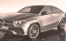 Automobile : Le GLE 2020 de Mercedes