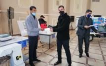 Fahs-Anjra: Remise d'équipements de projets générateurs de revenus au profit d'ex-détenus