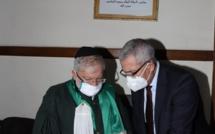 Casablanca: Visite de travail du ministre de la Justice à la Chambre hébraïque du tribunal civil