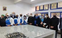 Casablanca : un nouvel atelier de formation en hôtellerie au profit de vingt jeunes déscolarisés