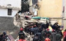 Casablanca : Un énième effondrement à l'ancienne médina (vidéo)