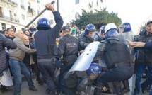 Situation critique en Algérie : Affrontements entre les forces de sécurité et des manifestants