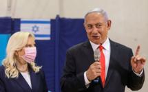 Israël : Nétanyahou revendique « une immense victoire de la droite »