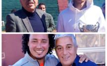 Tennis:  La guéguerre entre le président et son trésorier