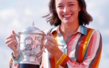 """Tennis - Hurkacz : """"Swiatek nous a montré le chemin"""""""