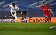 Ligue des champions: Le Real domine Liverpool, Manchester City bat Dortmund sur le fil