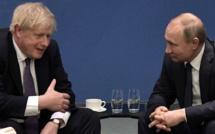 """Piratage : Londres """"gravement préoccupé"""" par des """"activités malveillantes"""" de la Russie"""